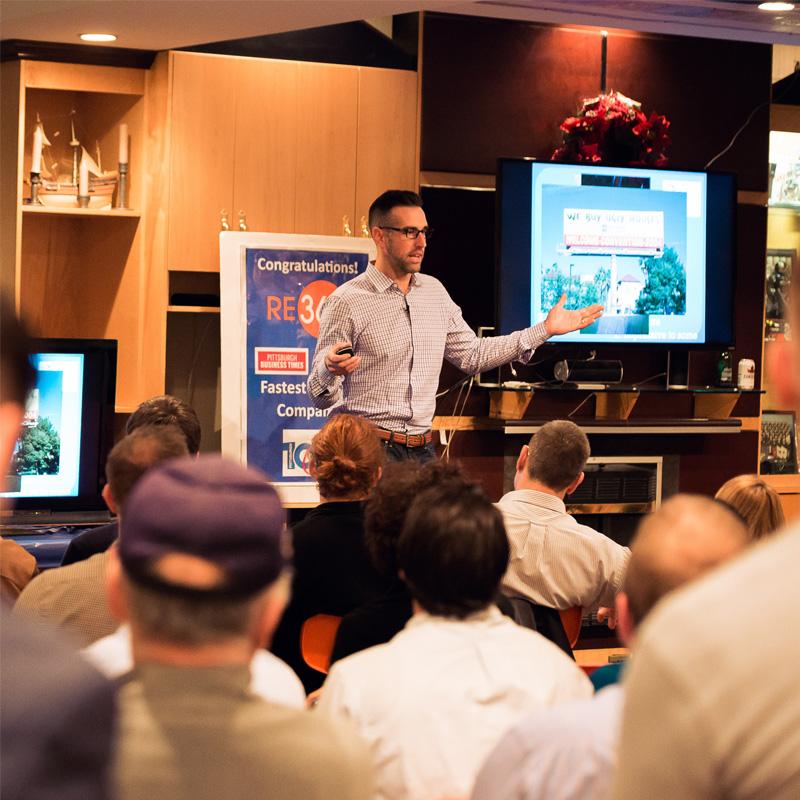 re investor professor workshops