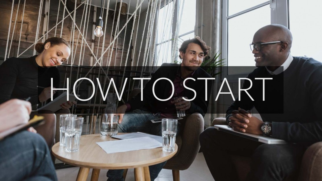 How do you start a real estate business re investor