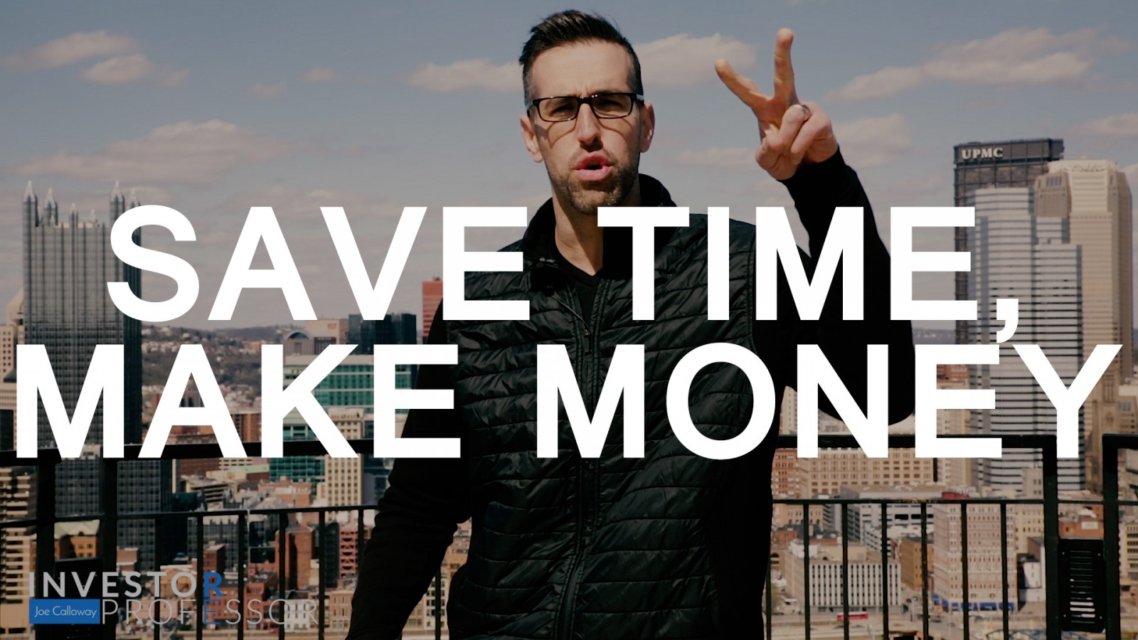 save time, make money